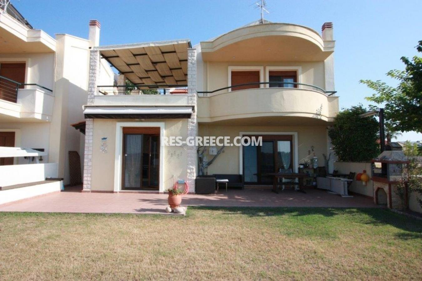 Dasotopi 1, Halkidiki-Kassandra, Greece - beachfront complex with common pool and elevator to the beach - Photo 24