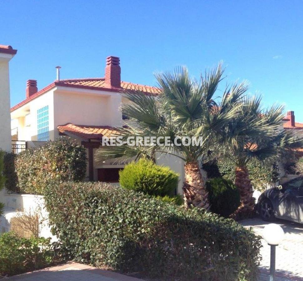 Okialos, Halkidiki-Kassandra, Greece - house for sale in the complex with pool and panoramic sea view - Photo 14