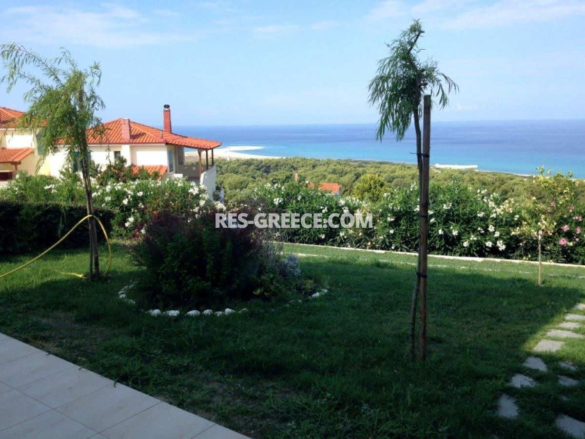 Okialos, Halkidiki-Kassandra, Greece - house for sale in the complex with pool and panoramic sea view - Photo 17