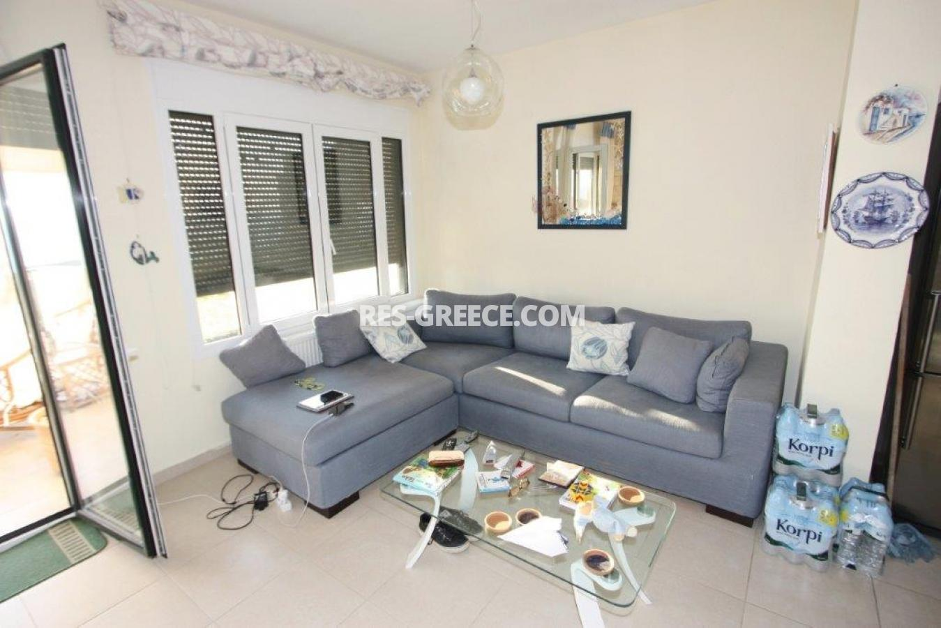 Okialos, Halkidiki-Kassandra, Greece - house for sale in the complex with pool and panoramic sea view - Photo 3