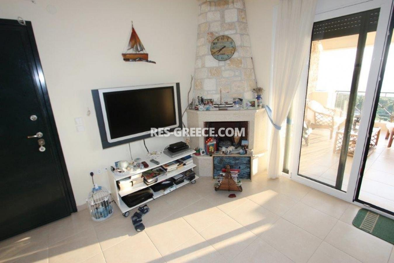 Okialos, Halkidiki-Kassandra, Greece - house for sale in the complex with pool and panoramic sea view - Photo 4