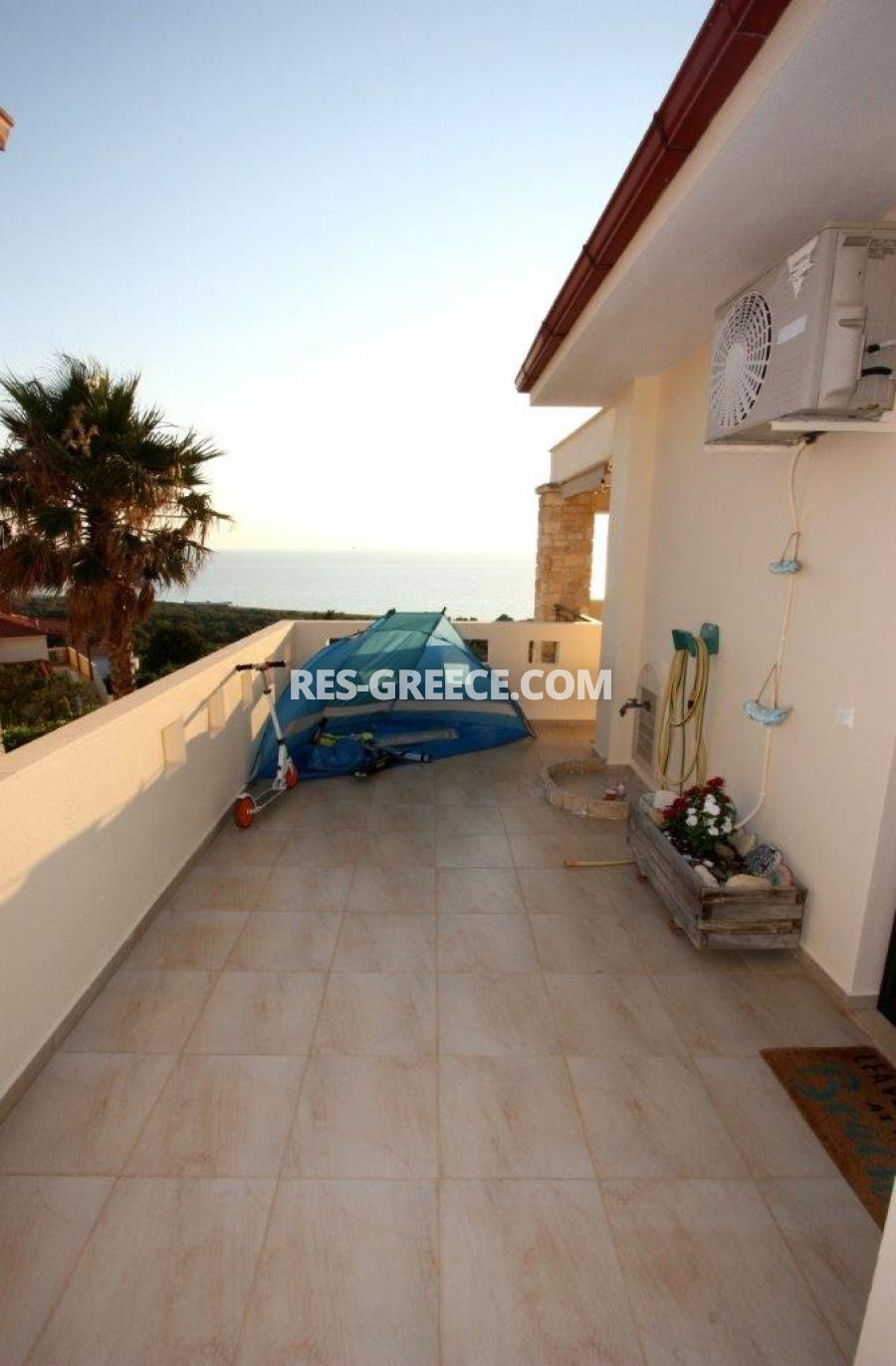 Okialos, Halkidiki-Kassandra, Greece - house for sale in the complex with pool and panoramic sea view - Photo 13