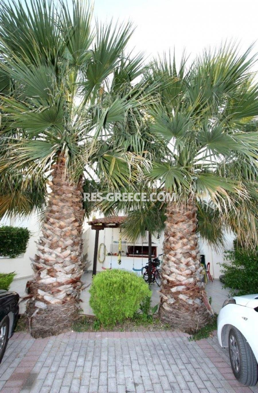 Okialos, Halkidiki-Kassandra, Greece - house for sale in the complex with pool and panoramic sea view - Photo 16