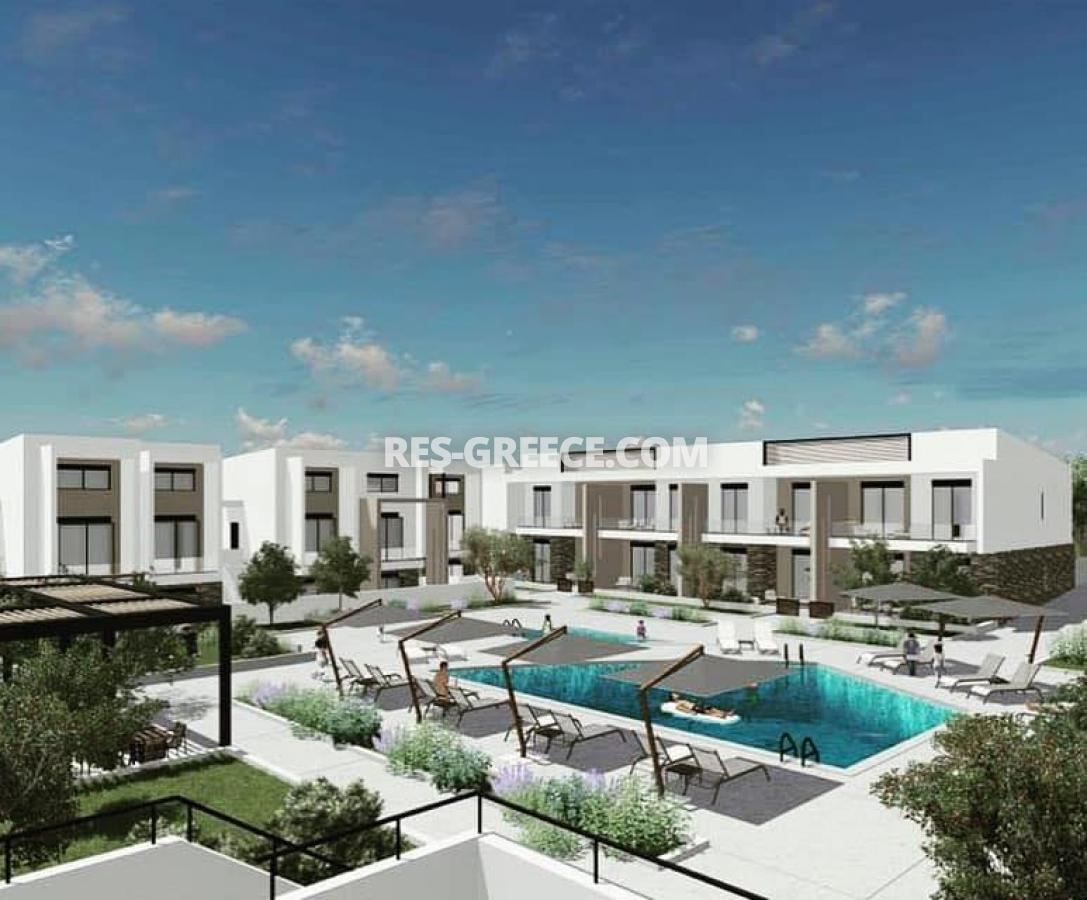 Anasa apartments, Halkidiki-Sithonia, Greece - apartments in a new complex with pool - Photo 5