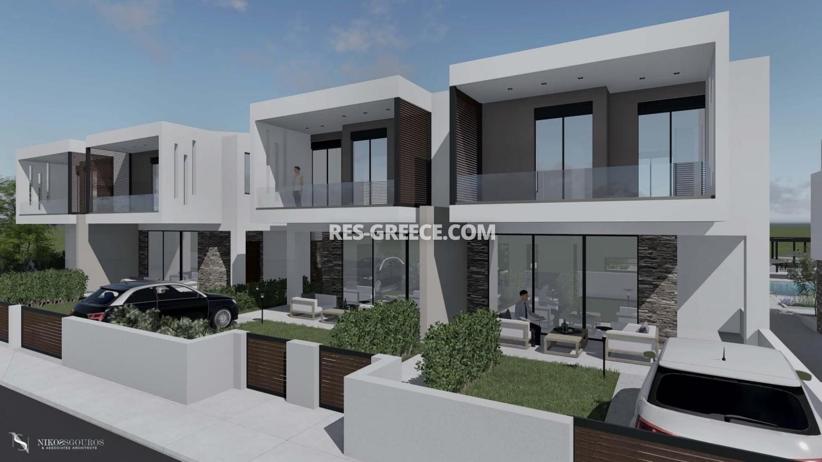 Anasa apartments, Halkidiki-Sithonia, Greece - apartments in a new complex with pool - Photo 2