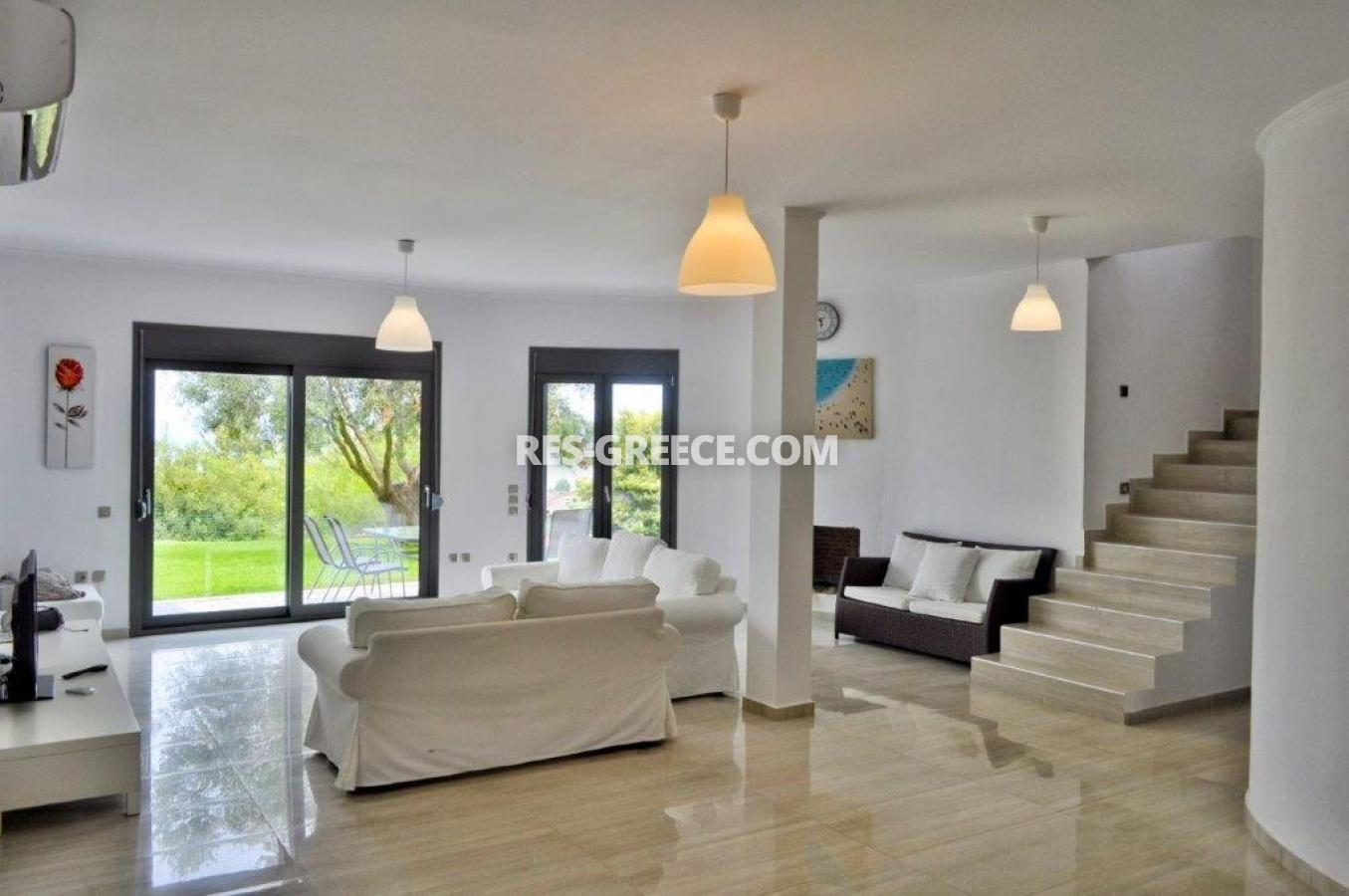 Delfini, Halkidiki-Kassandra, Greece - complex of 2 villas with panoramic view for sale - Photo 6