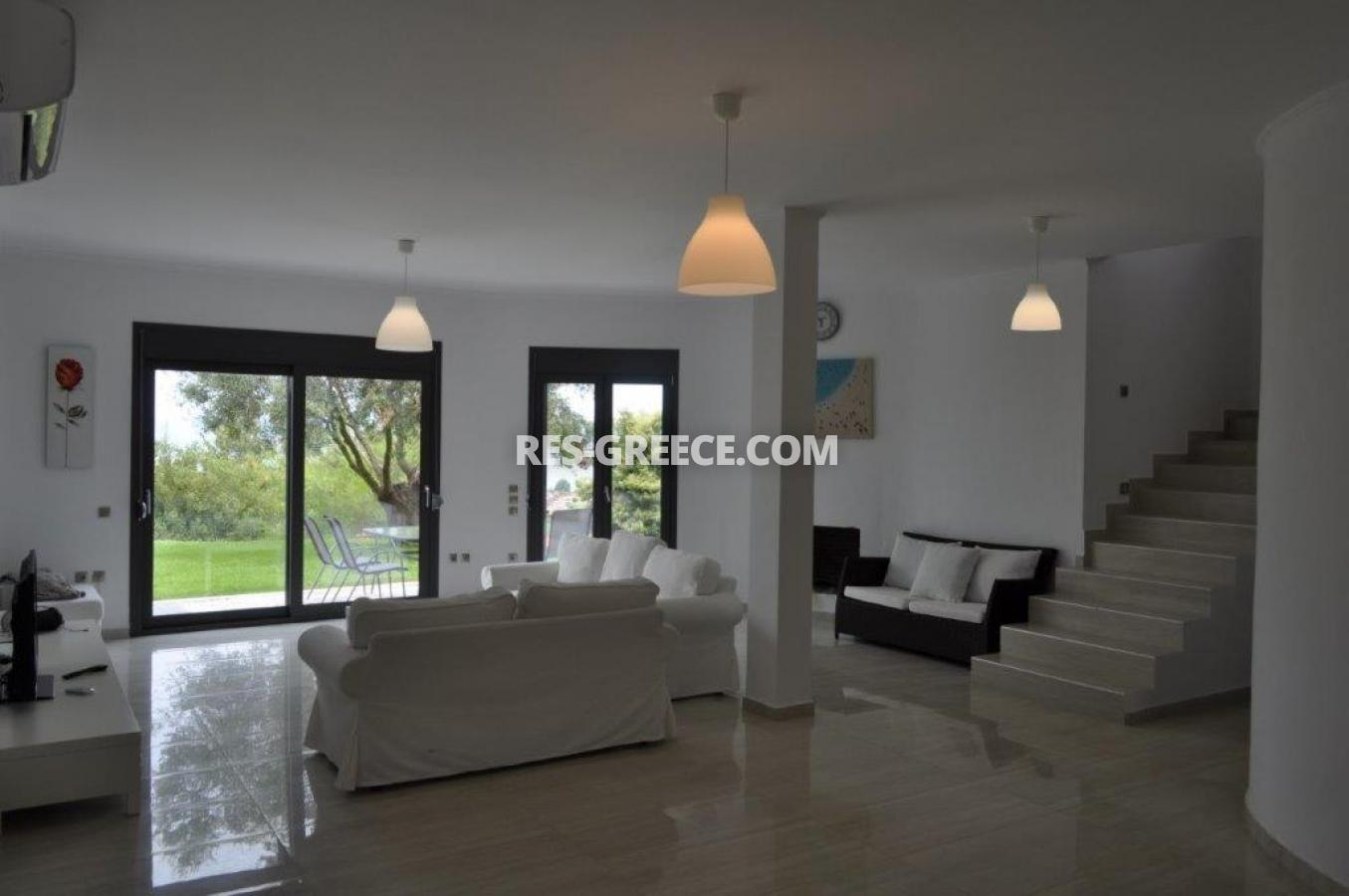 Delfini, Halkidiki-Kassandra, Greece - complex of 2 villas with panoramic view for sale - Photo 26