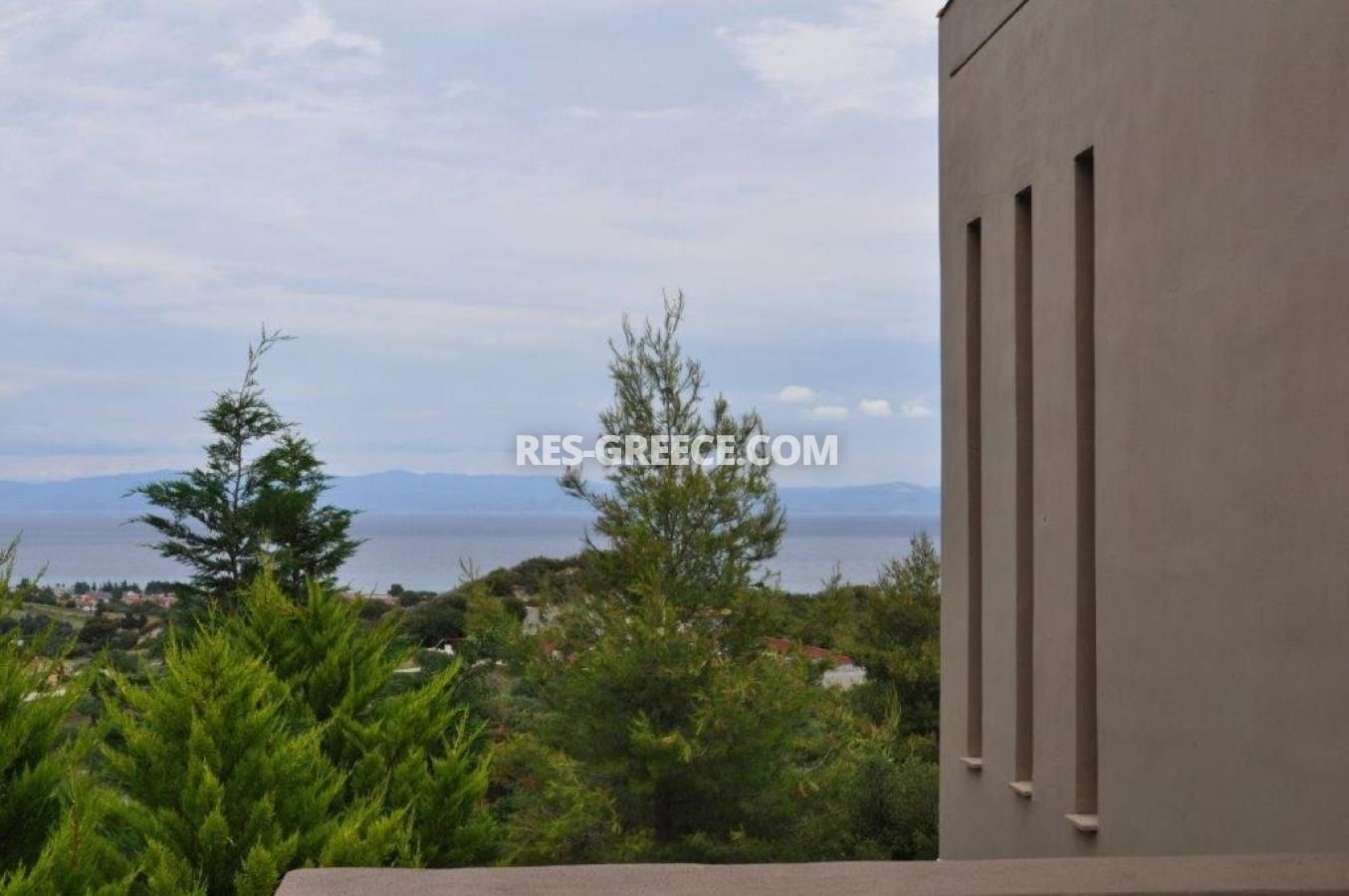 Delfini, Halkidiki-Kassandra, Greece - complex of 2 villas with panoramic view for sale - Photo 50