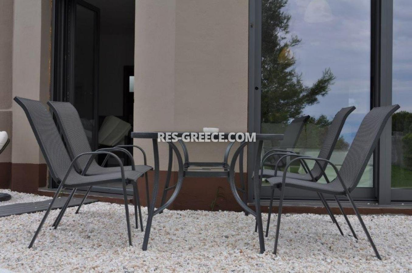 Delfini, Halkidiki-Kassandra, Greece - complex of 2 villas with panoramic view for sale - Photo 49