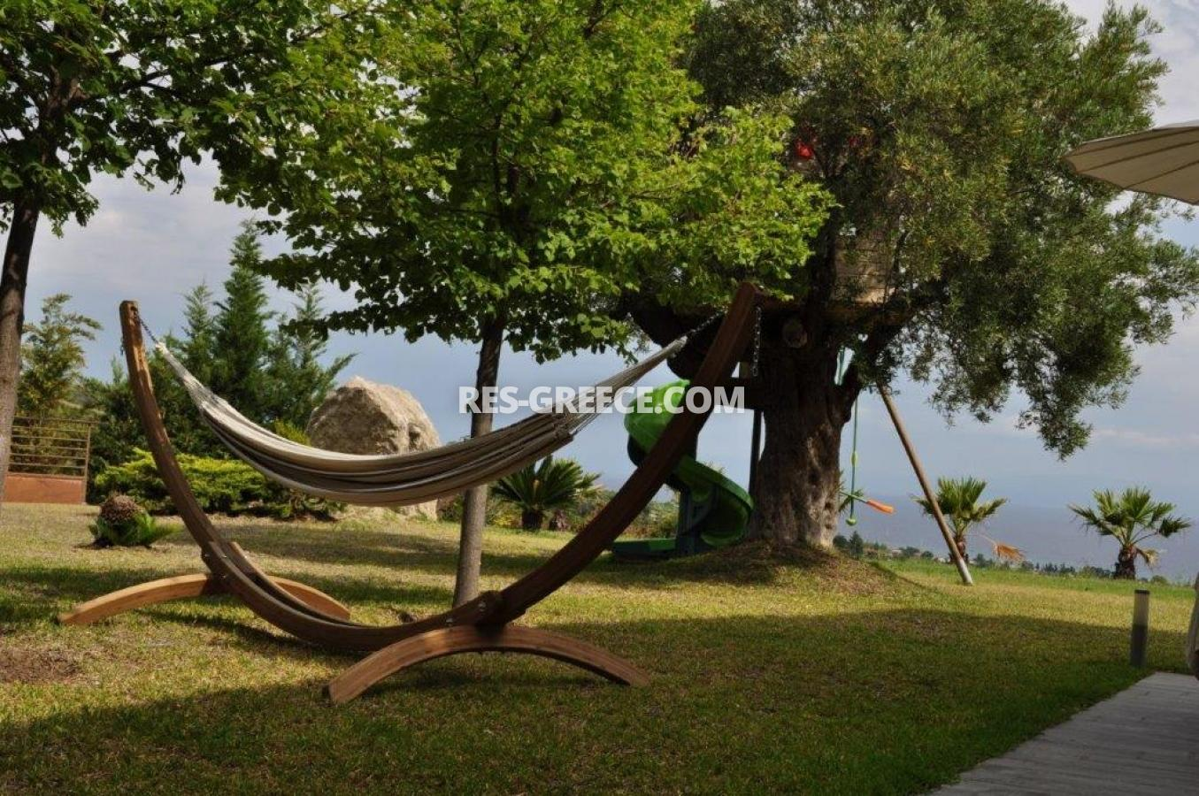 Delfini, Halkidiki-Kassandra, Greece - complex of 2 villas with panoramic view for sale - Photo 3