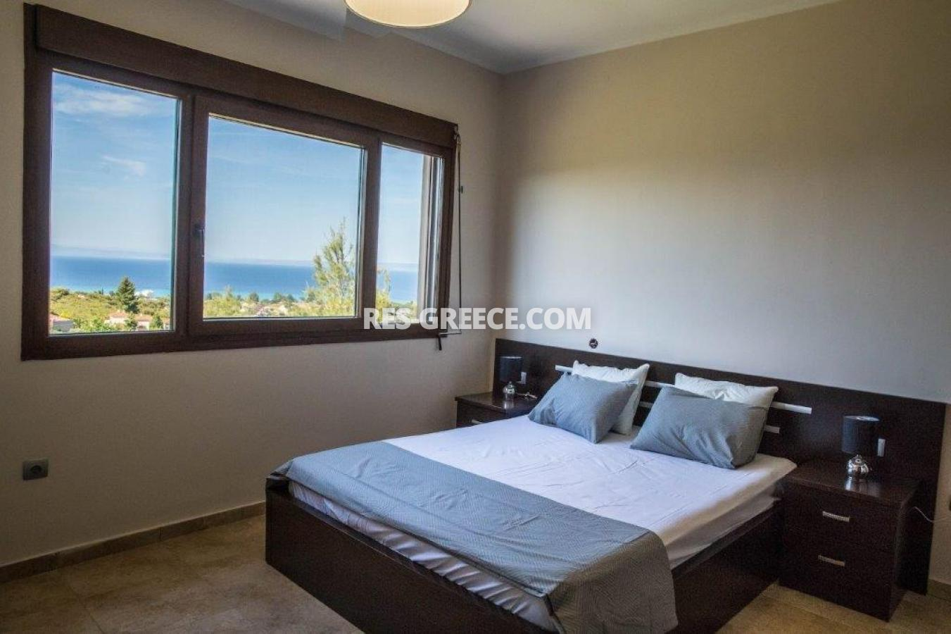 Delfini, Halkidiki-Kassandra, Greece - complex of 2 villas with panoramic view for sale - Photo 48