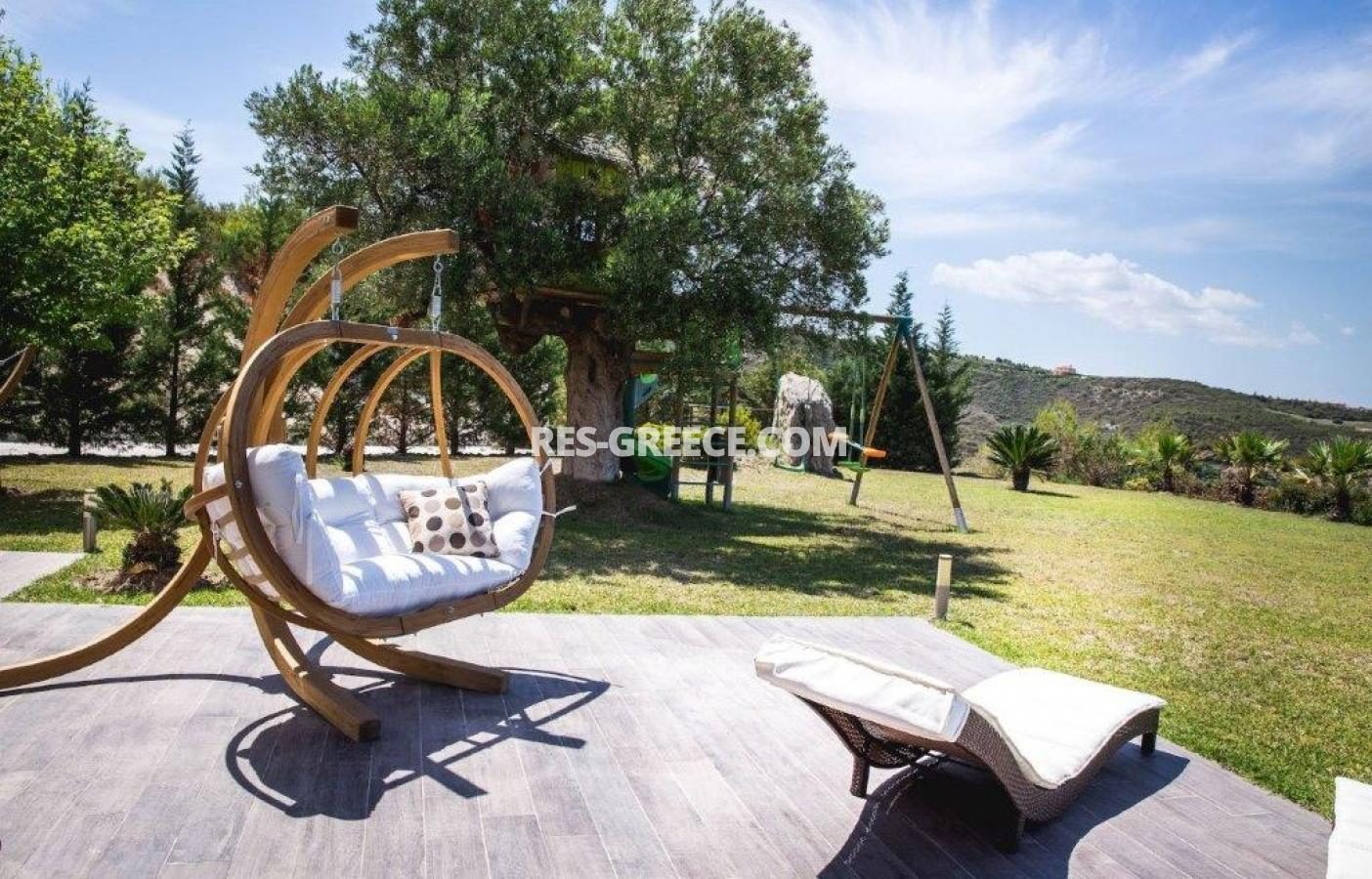 Delfini, Halkidiki-Kassandra, Greece - complex of 2 villas with panoramic view for sale - Photo 52