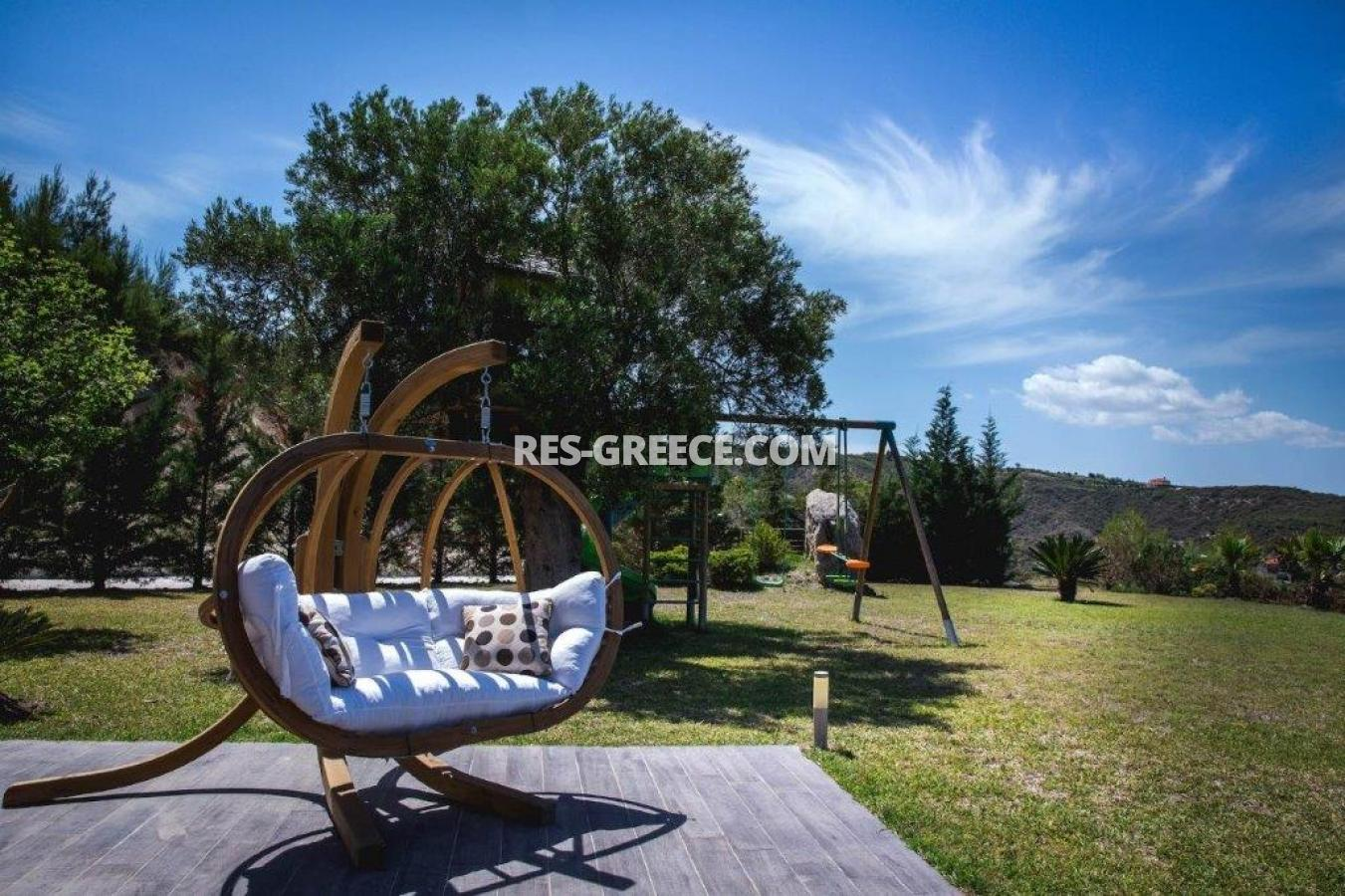 Delfini, Halkidiki-Kassandra, Greece - complex of 2 villas with panoramic view for sale - Photo 53