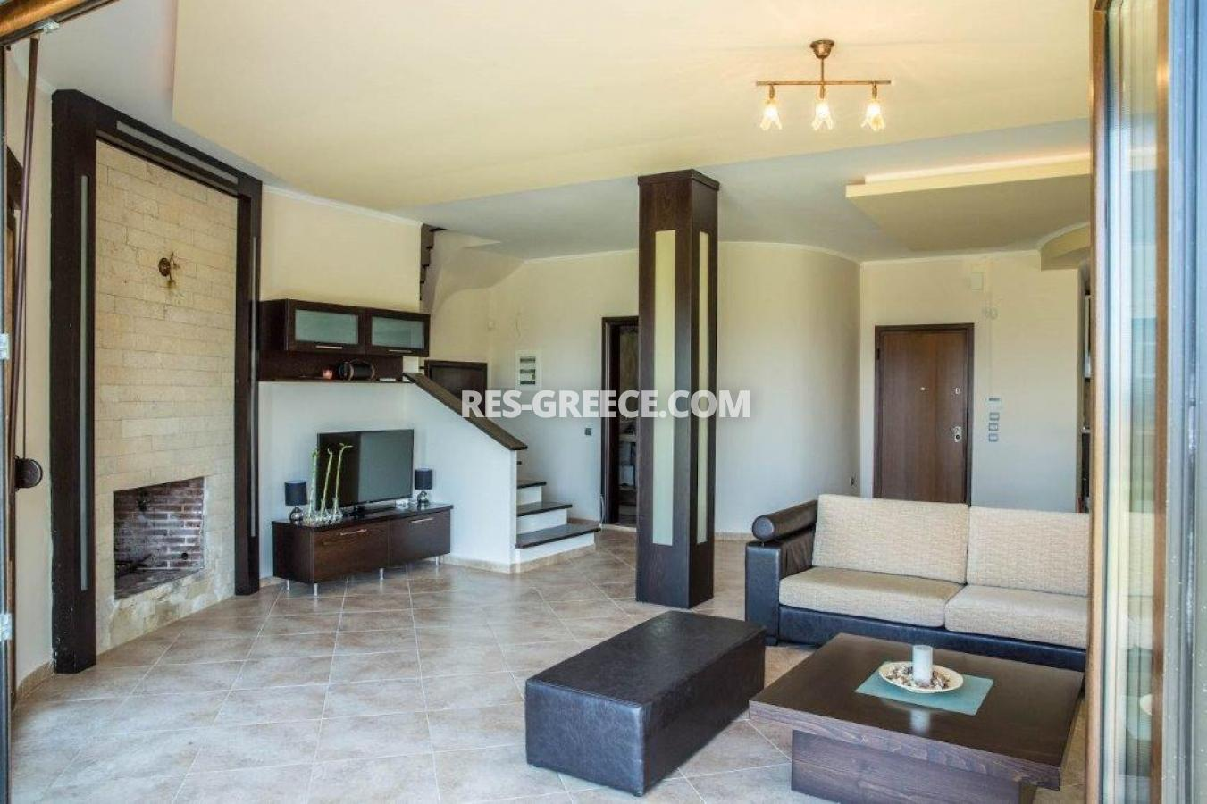 Delfini, Halkidiki-Kassandra, Greece - complex of 2 villas with panoramic view for sale - Photo 8