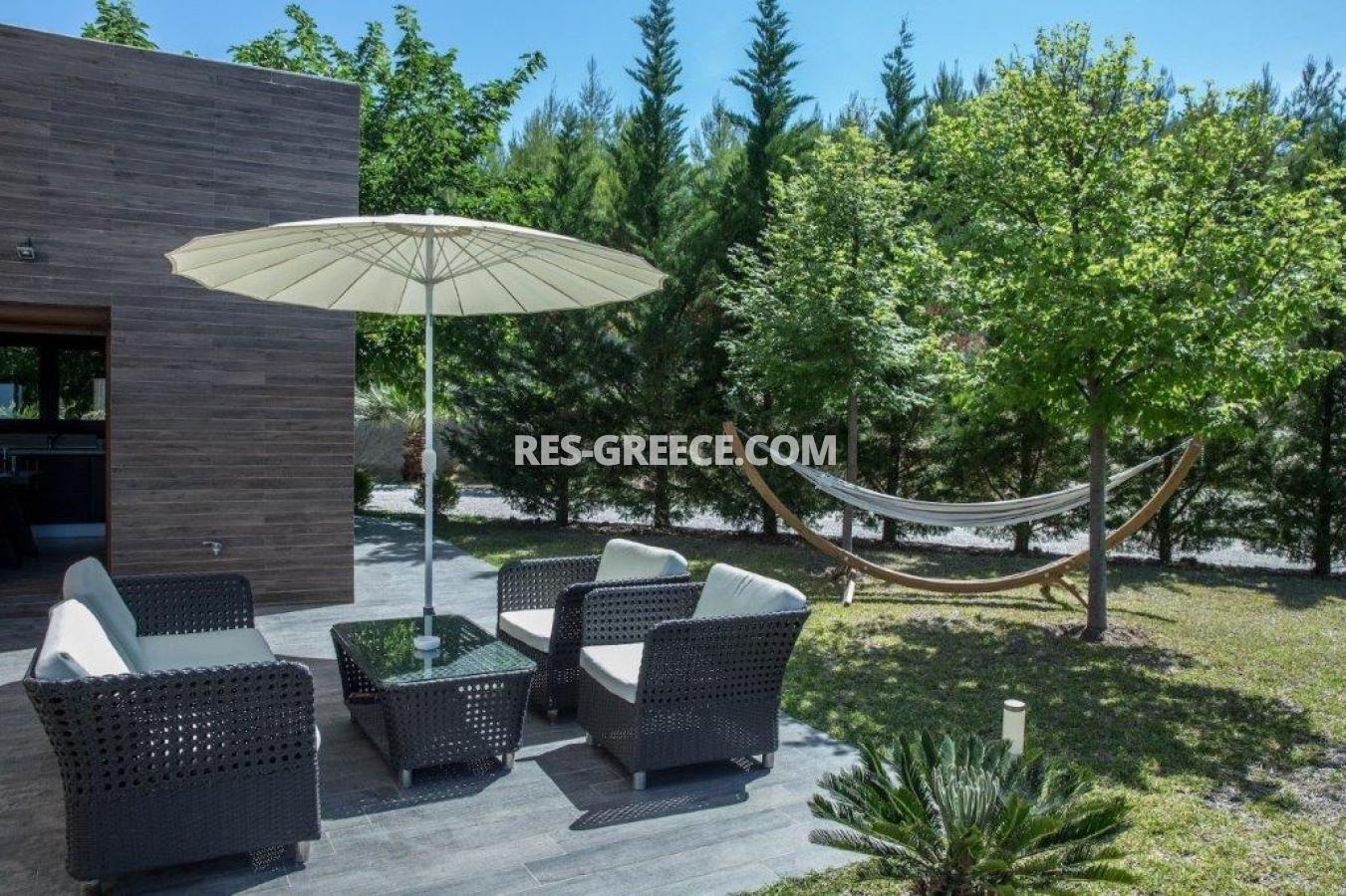 Delfini, Halkidiki-Kassandra, Greece - complex of 2 villas with panoramic view for sale - Photo 12