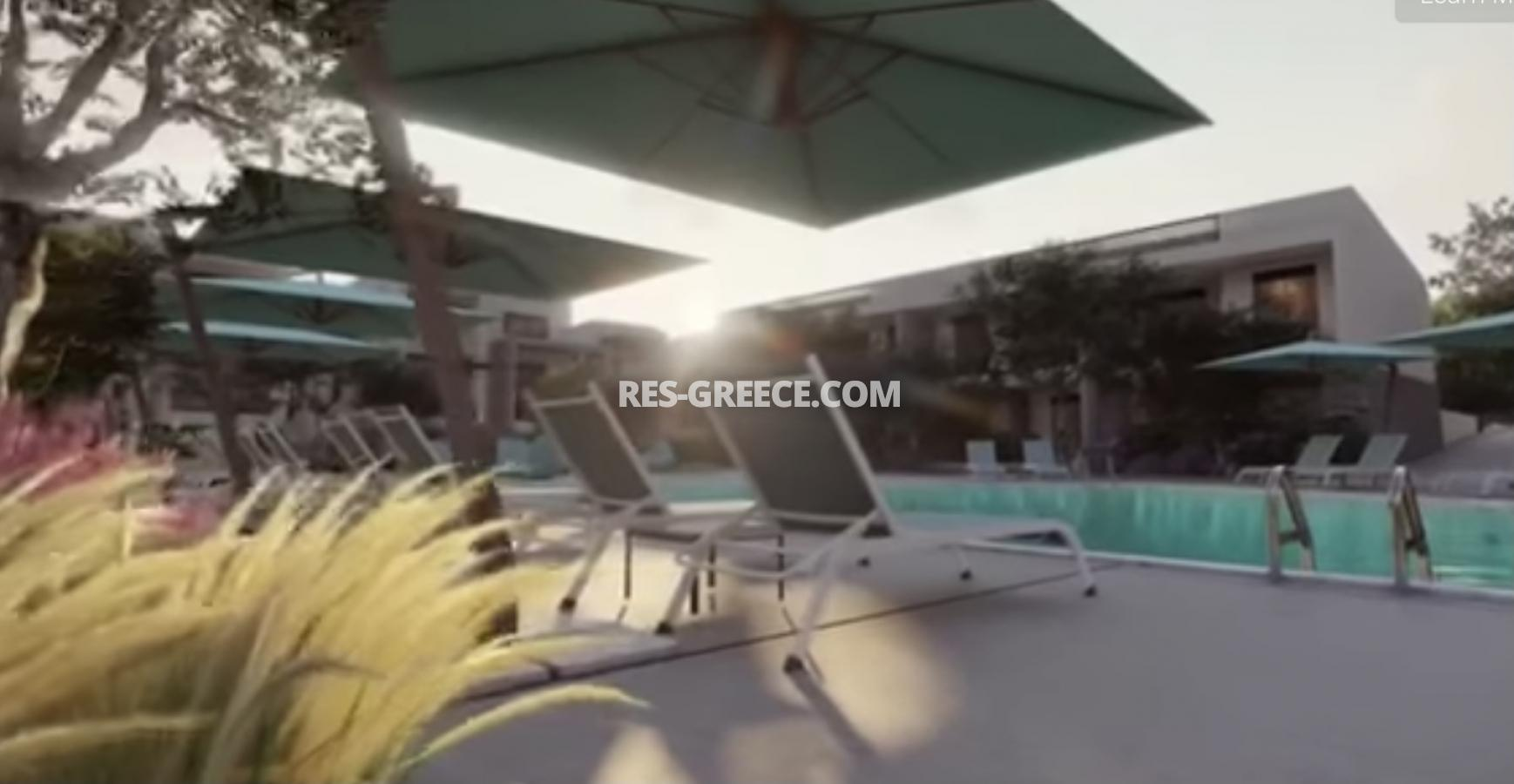 Anasa townhouses, Halkidiki-Sithonia, Greece - cottages in a new complex with the pool - Photo 12