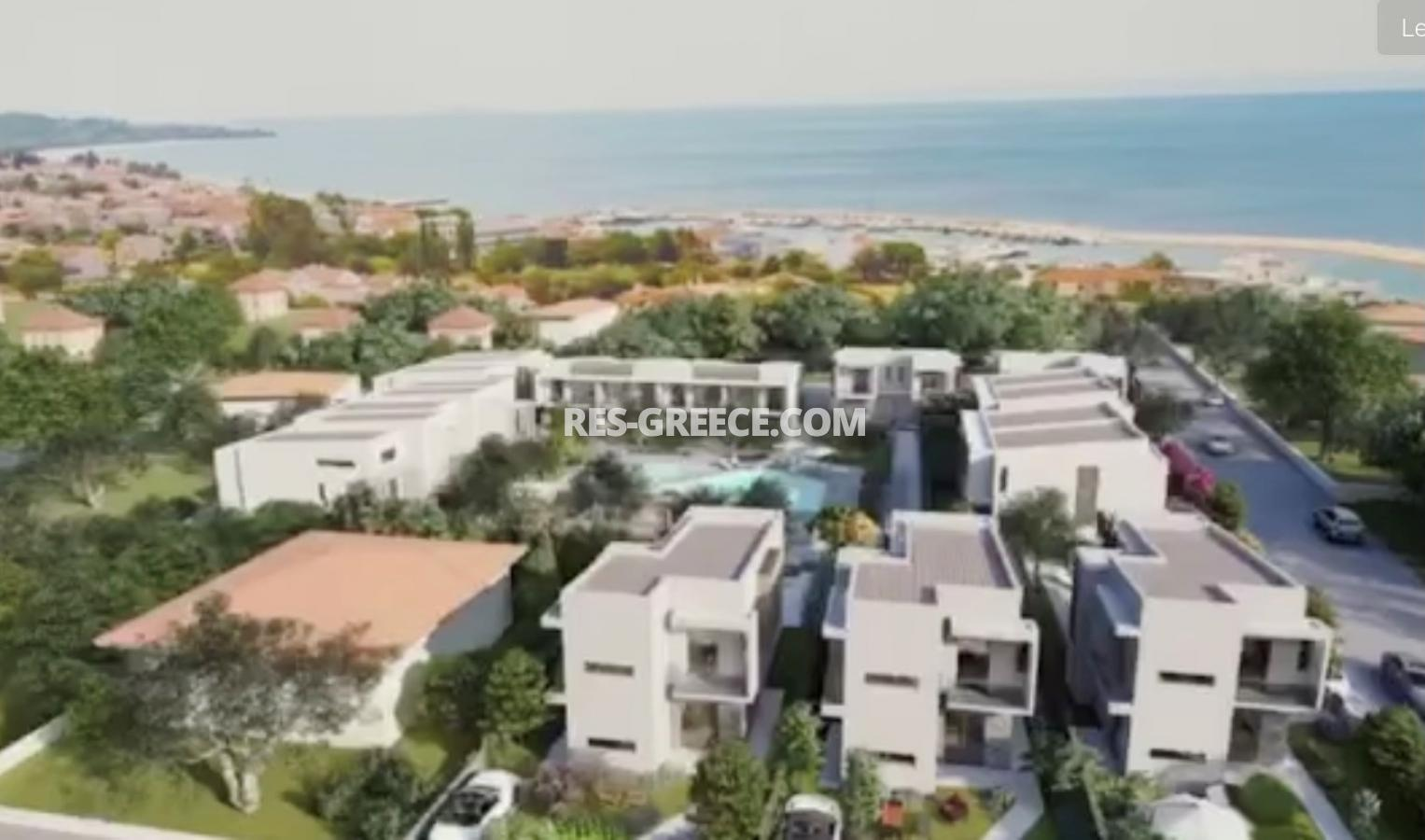 Anasa apartments, Halkidiki-Sithonia, Greece - apartments in a new complex with pool - Photo 14