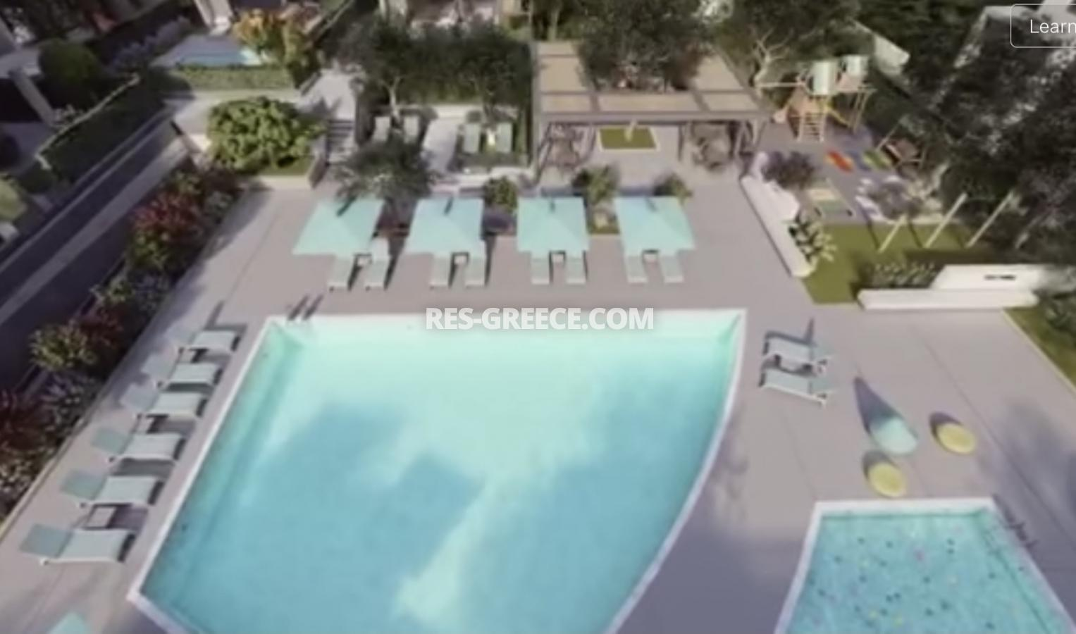 Anasa apartments, Halkidiki-Sithonia, Greece - apartments in a new complex with pool - Photo 8