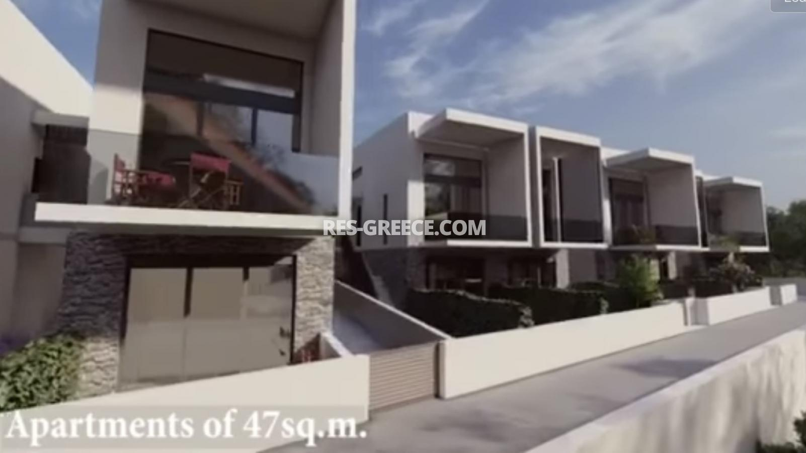Anasa apartments, Halkidiki-Sithonia, Greece - apartments in a new complex with pool - Photo 10