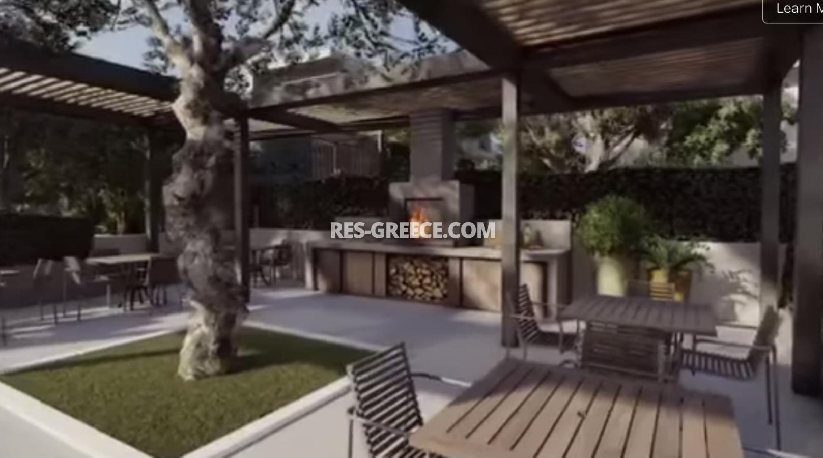 Anasa apartments, Halkidiki-Sithonia, Greece - apartments in a new complex with pool - Photo 7