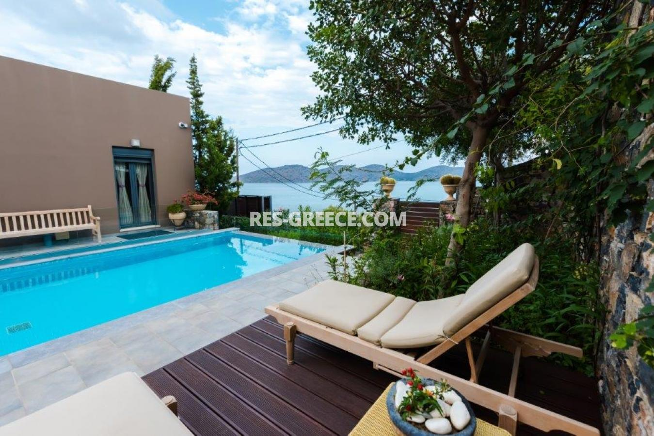 Aura Blue, Crete, Greece - villa with pool for sale in the best spot in Crete, in Elounda - Photo 31