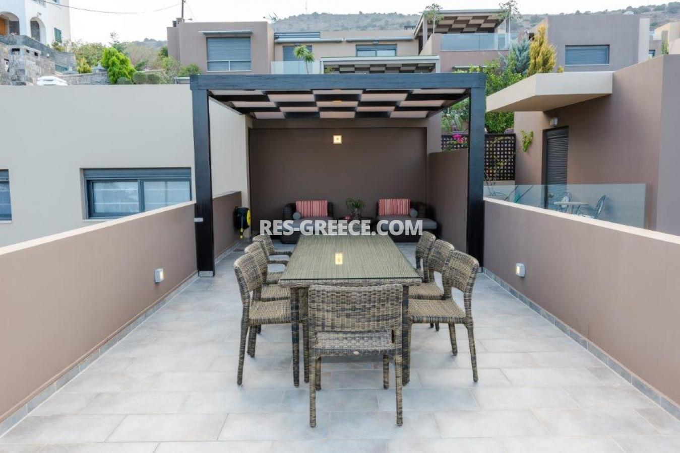 Aura Blue, Crete, Greece - villa with pool for sale in the best spot in Crete, in Elounda - Photo 30