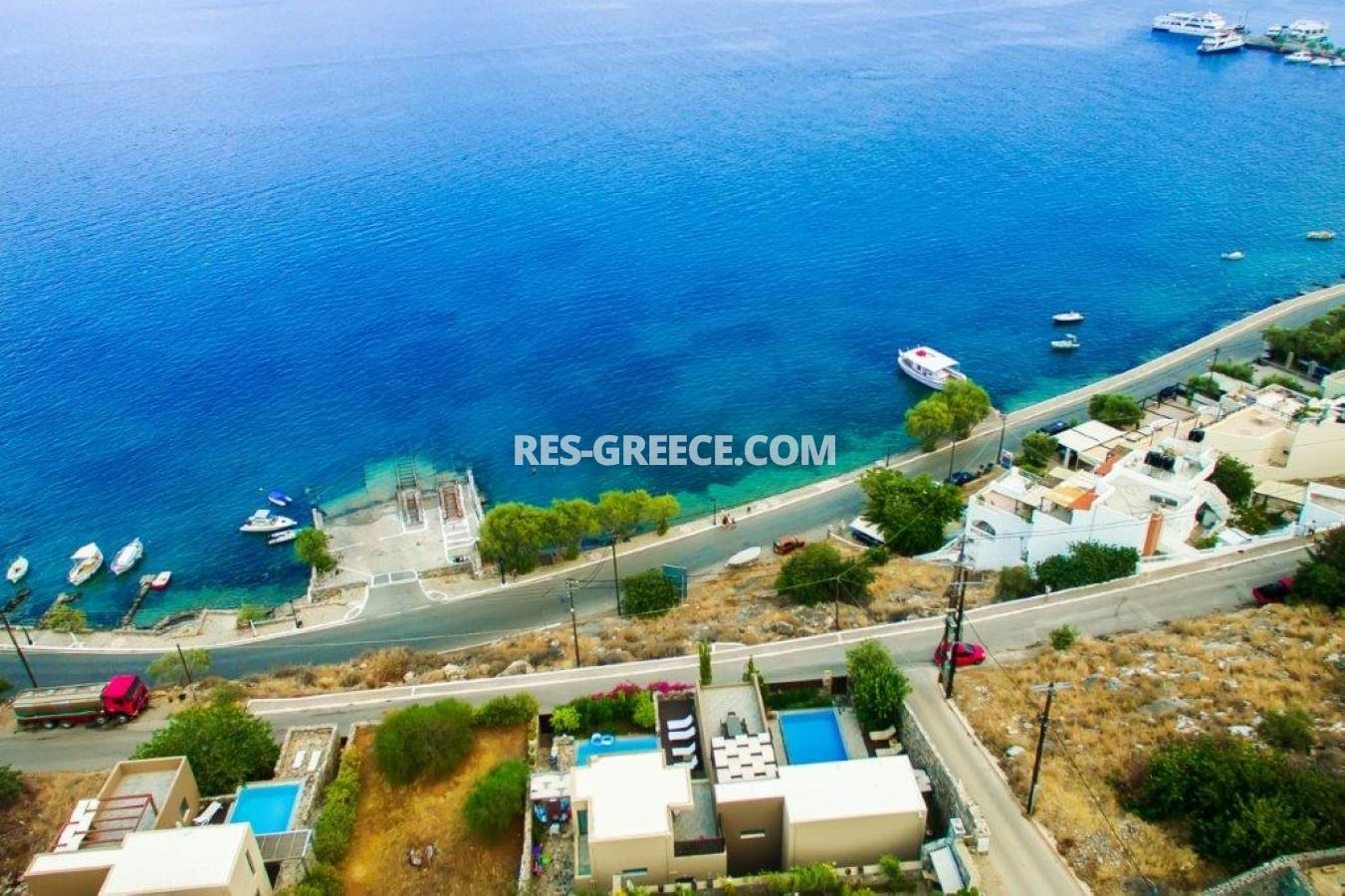 Aura Blue, Crete, Greece - villa with pool for sale in the best spot in Crete, in Elounda - Photo 40