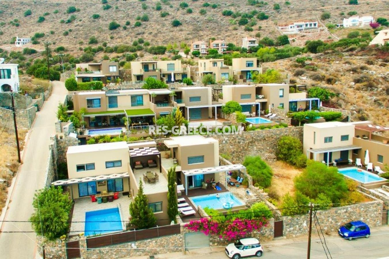 Aura Blue, Crete, Greece - villa with pool for sale in the best spot in Crete, in Elounda - Photo 38