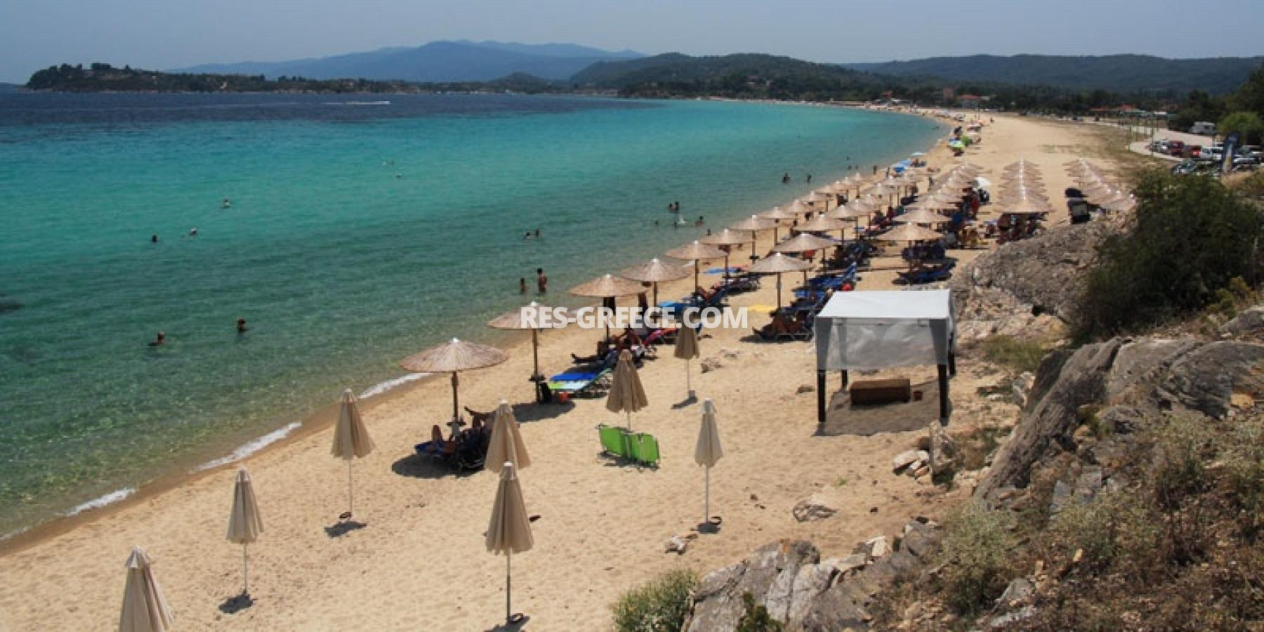 Kipos, Halkidiki-Sithonia, Greece - cottage with a big plot for sale near to the great beach - Photo 6