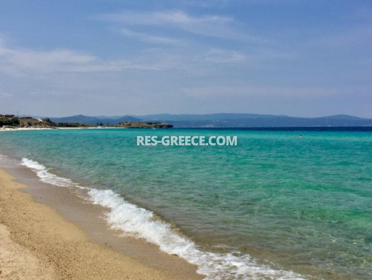 Kipos, Halkidiki-Sithonia, Greece - cottage with a big plot for sale near to the great beach - Photo 8