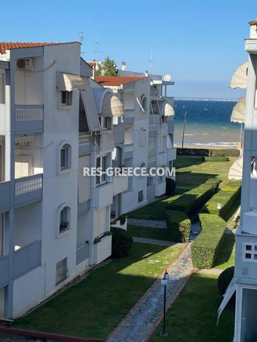 Trias 1, Central Macedonia, Greece - apartment for sale in the complex by the sea in Thessaloniki suburbs - Photo 23