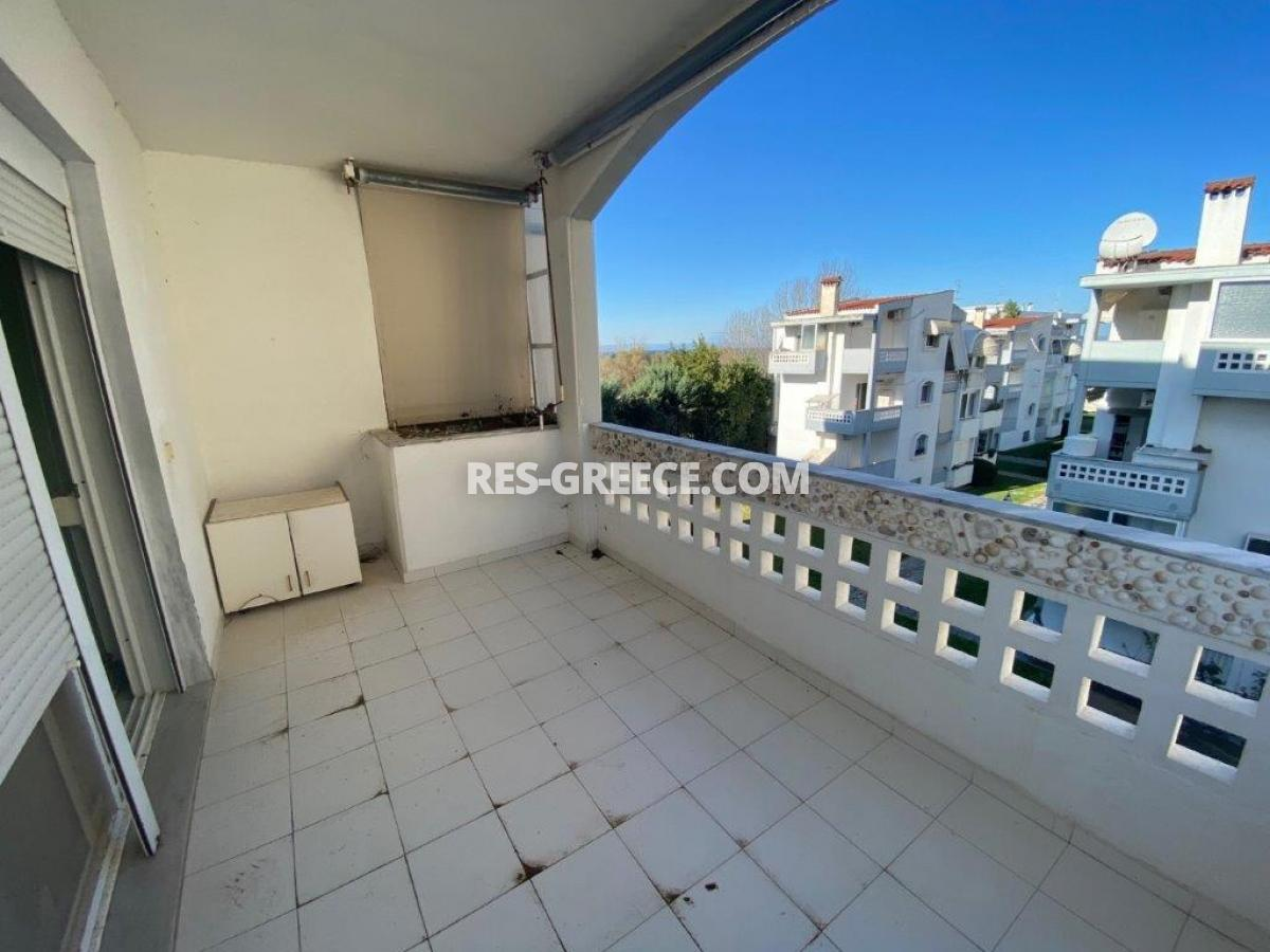 Trias 1, Central Macedonia, Greece - apartment for sale in the complex by the sea in Thessaloniki suburbs - Photo 16