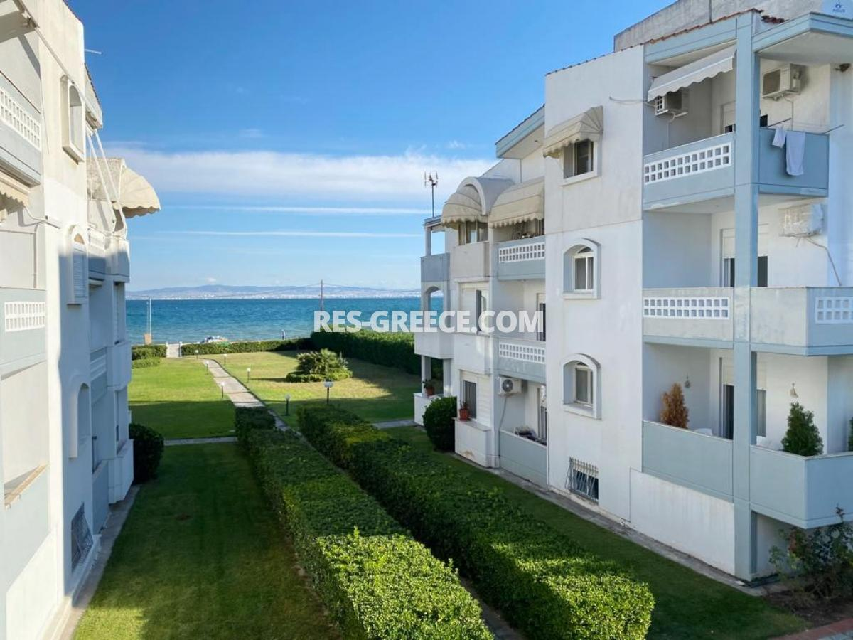 Trias 1, Central Macedonia, Greece - apartment for sale in the complex by the sea in Thessaloniki suburbs - Photo 1