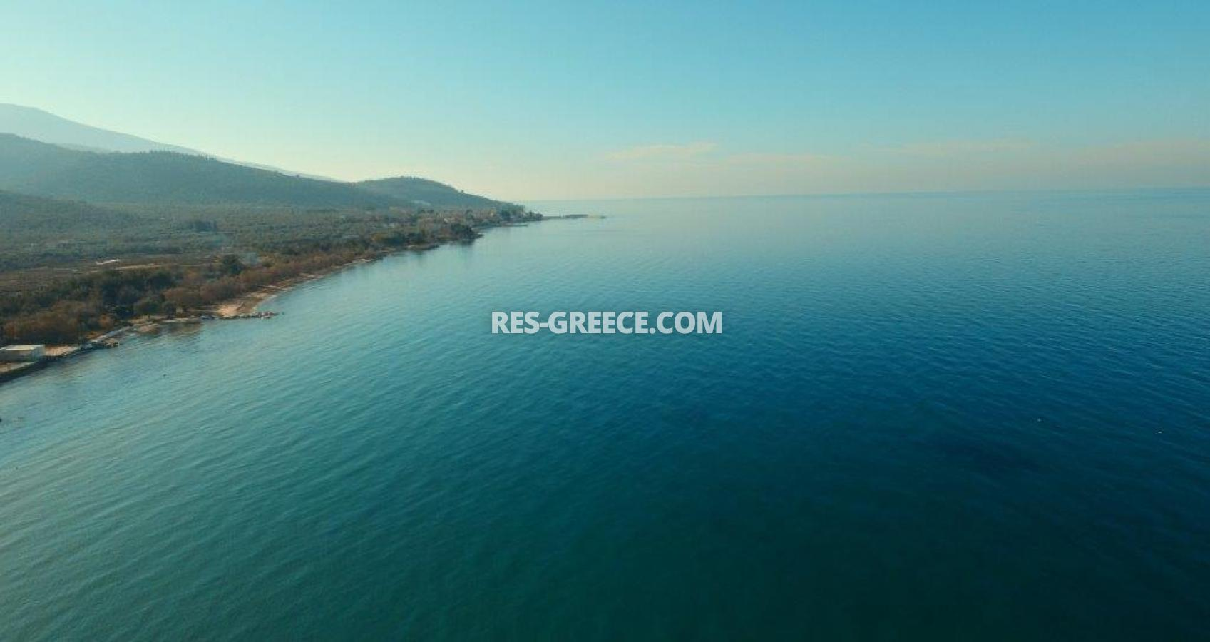 Pilos, Northern Aegean Islands, Greece - big beachfront plot with the for house for reconstruction - Photo 10