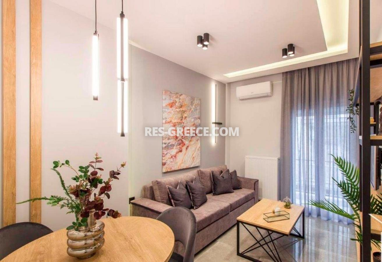 N.Foka A, Central Macedonia, Greece - apartments in Thessaloniki center for long-term or short-term rent - Photo 1