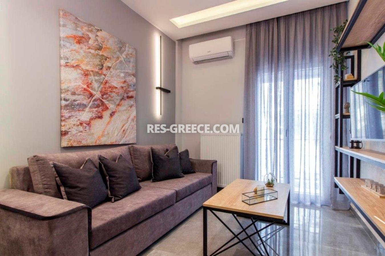 N.Foka A, Central Macedonia, Greece - apartments in Thessaloniki center for long-term or short-term rent - Photo 3
