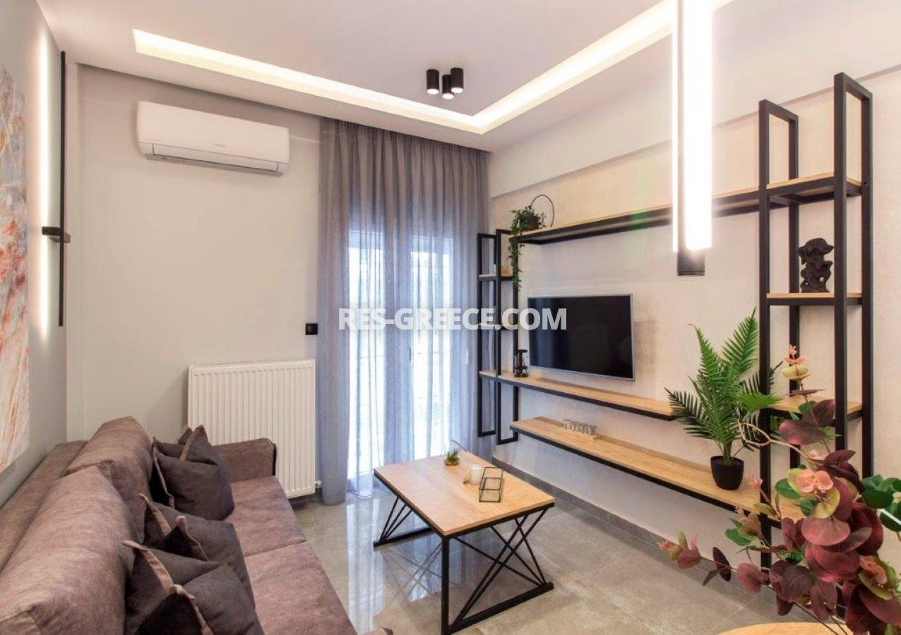 N.Foka A, Central Macedonia, Greece - apartments in Thessaloniki center for long-term or short-term rent - Photo 4