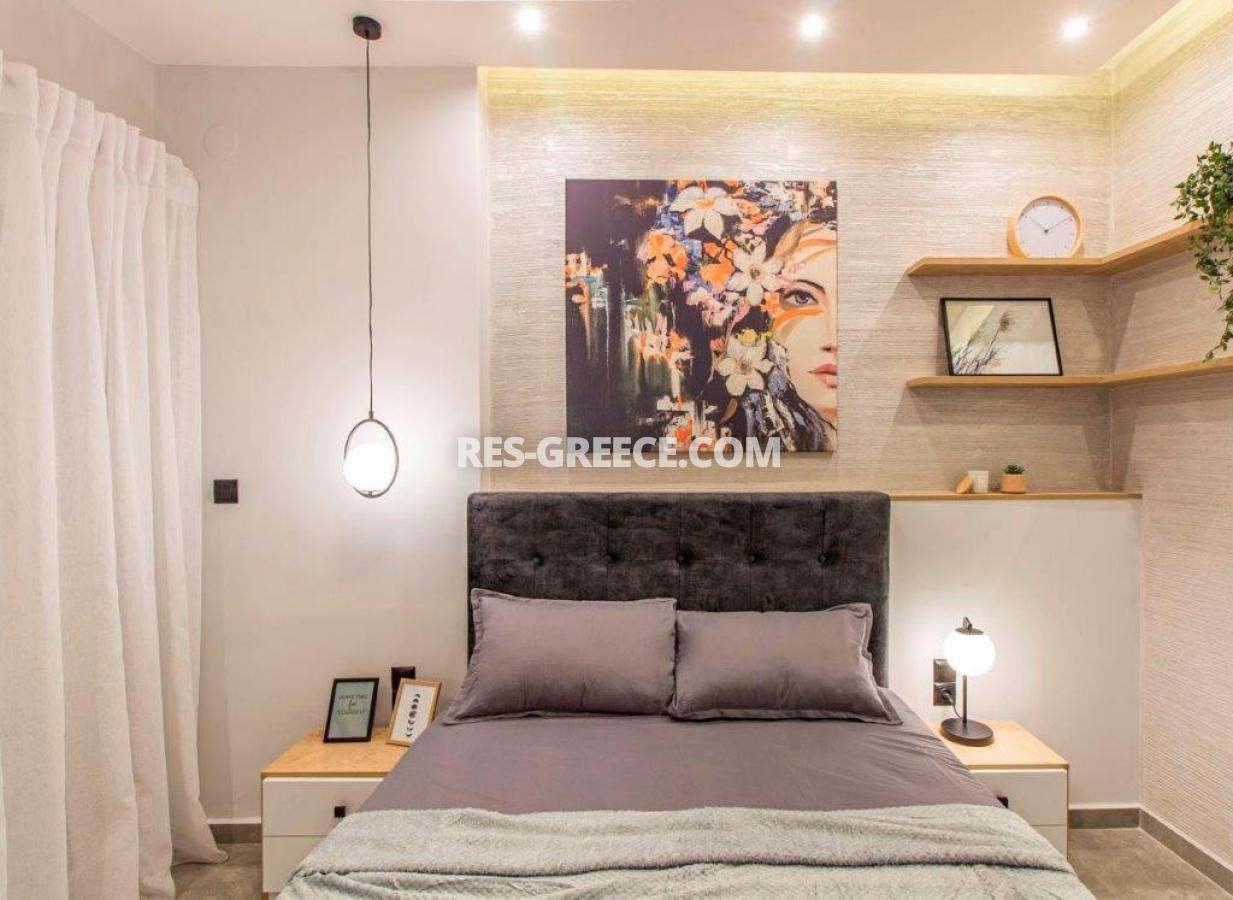N.Foka A, Central Macedonia, Greece - apartments in Thessaloniki center for long-term or short-term rent - Photo 9