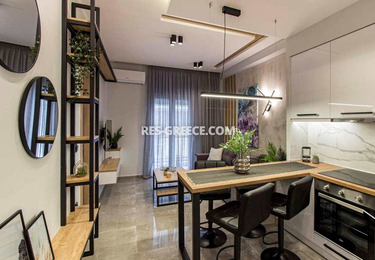 ?.Foka B, Central Macedonia, Greece - apartments in Thessaloniki center for long-term or short-term rent - Photo 2