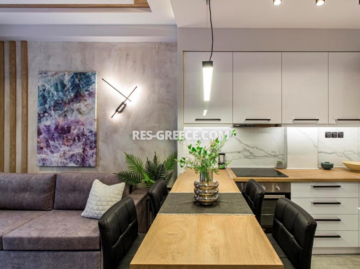 ?.Foka B, Central Macedonia, Greece - apartments in Thessaloniki center for long-term or short-term rent - Photo 9