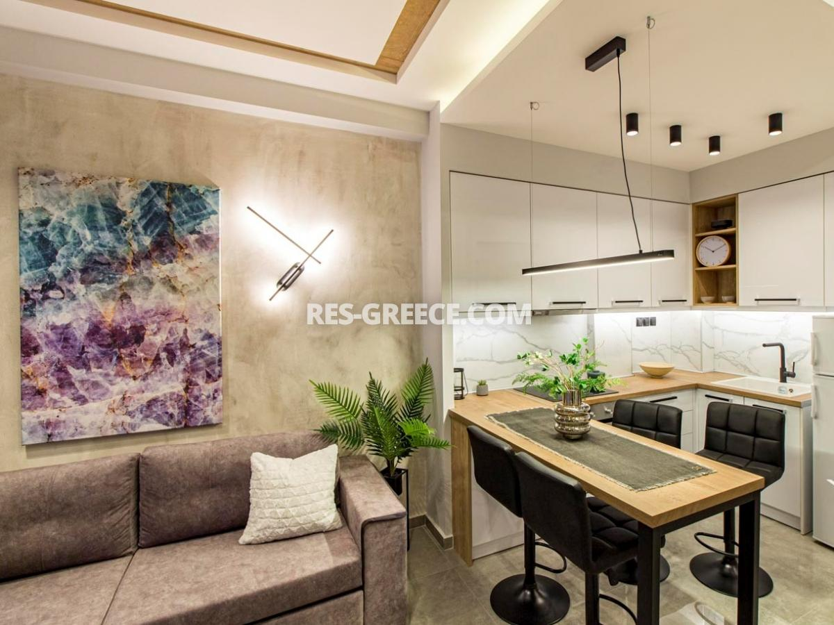 ?.Foka B, Central Macedonia, Greece - apartments in Thessaloniki center for long-term or short-term rent - Photo 1