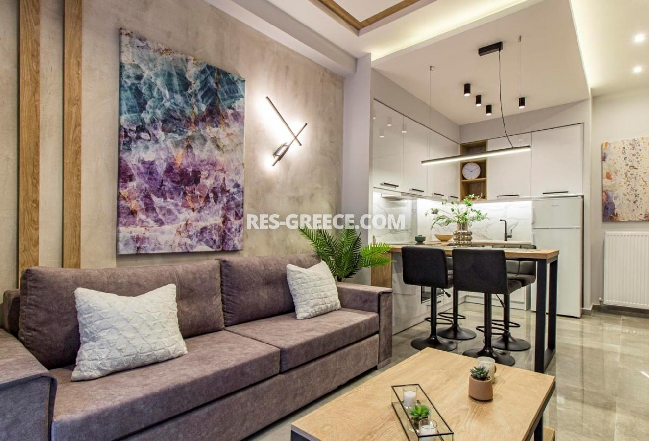 ?.Foka B, Central Macedonia, Greece - apartments in Thessaloniki center for long-term or short-term rent - Photo 4