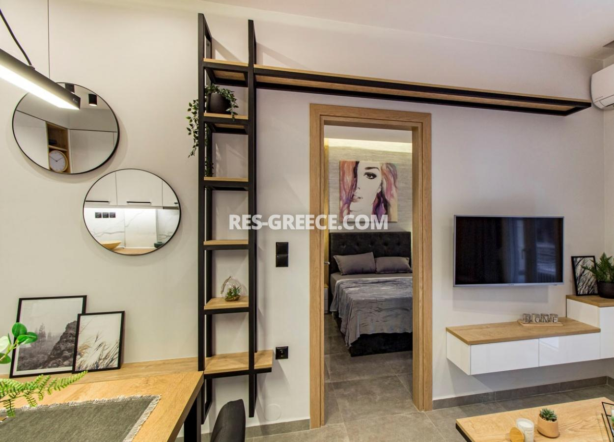 ?.Foka B, Central Macedonia, Greece - apartments in Thessaloniki center for long-term or short-term rent - Photo 8