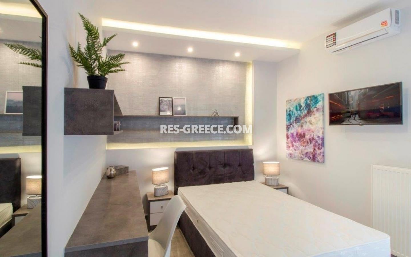 Kontogouri, Central Macedonia, Greece - fully furnished and decorated apartment after full renovation near Nea Paralia - Photo 7