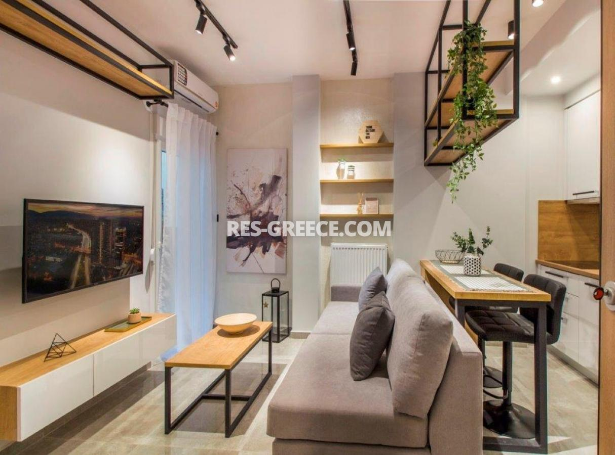 Sokratous 1, Central Macedonia, Greece - apartments in Thessaloniki center for long-term or short-term rent - Photo 1