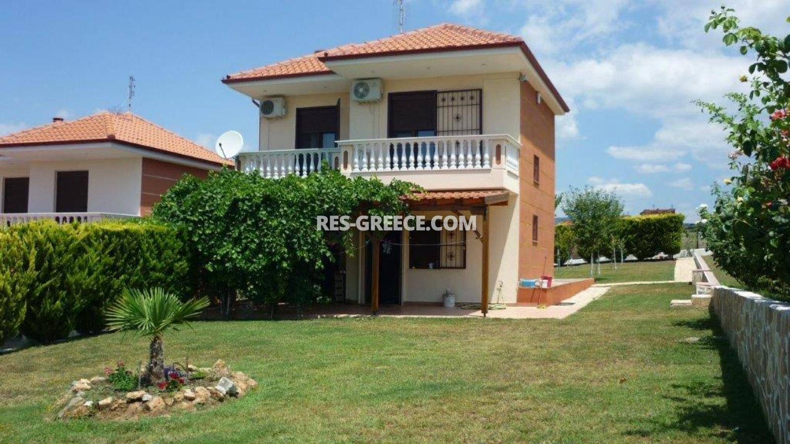 Eleones, Halkidiki-Sithonia, Greece - villa with a pool with great views and big garden - Photo 1