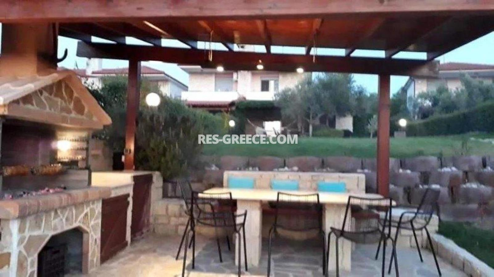 Euphorbia, Halkidiki-Kassandra, Greece - cottage by the sea for vacation and rest - Photo 19