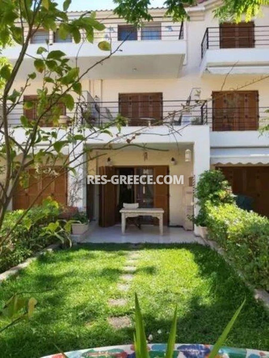 Pefkohori 3, Halkidiki-Kassandra, Greece - detached house in the beachfront complex in a well-known touristic place - Photo 1