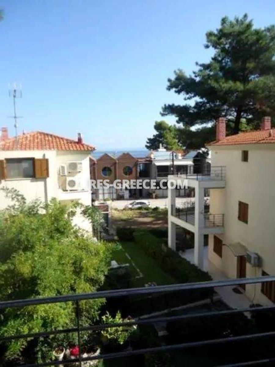 Pefkohori 3, Halkidiki-Kassandra, Greece - detached house in the beachfront complex in a well-known touristic place - Photo 9