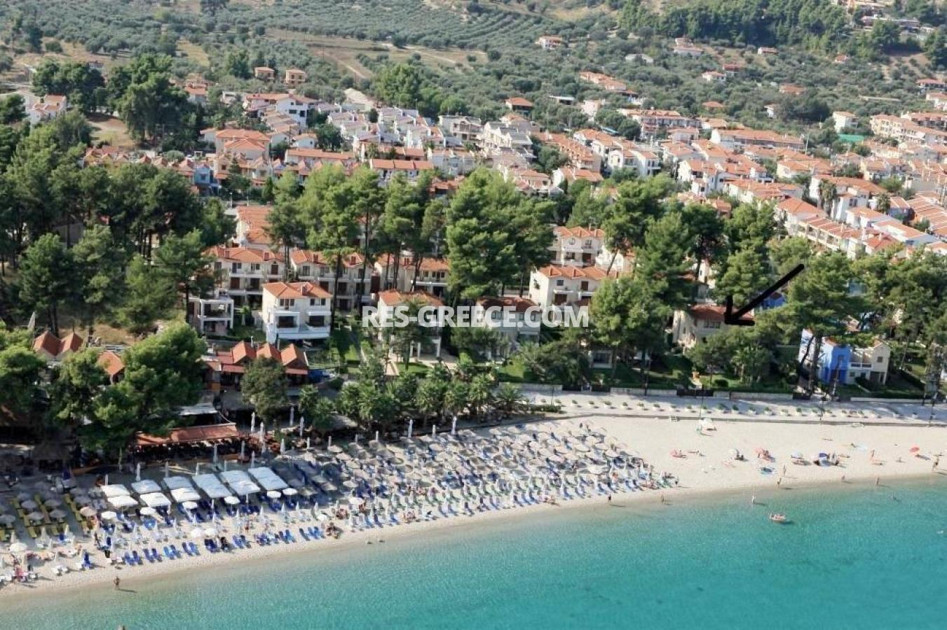 Pefkohori 3, Halkidiki-Kassandra, Greece - detached house in the beachfront complex in a well-known touristic place - Photo 22